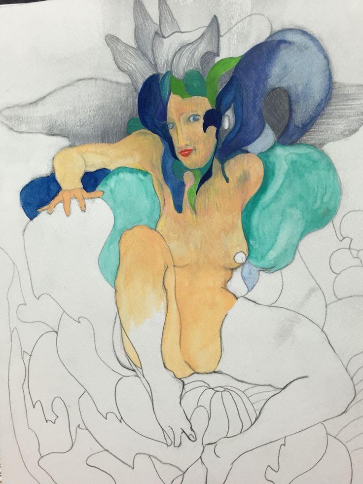 泉の妖精004