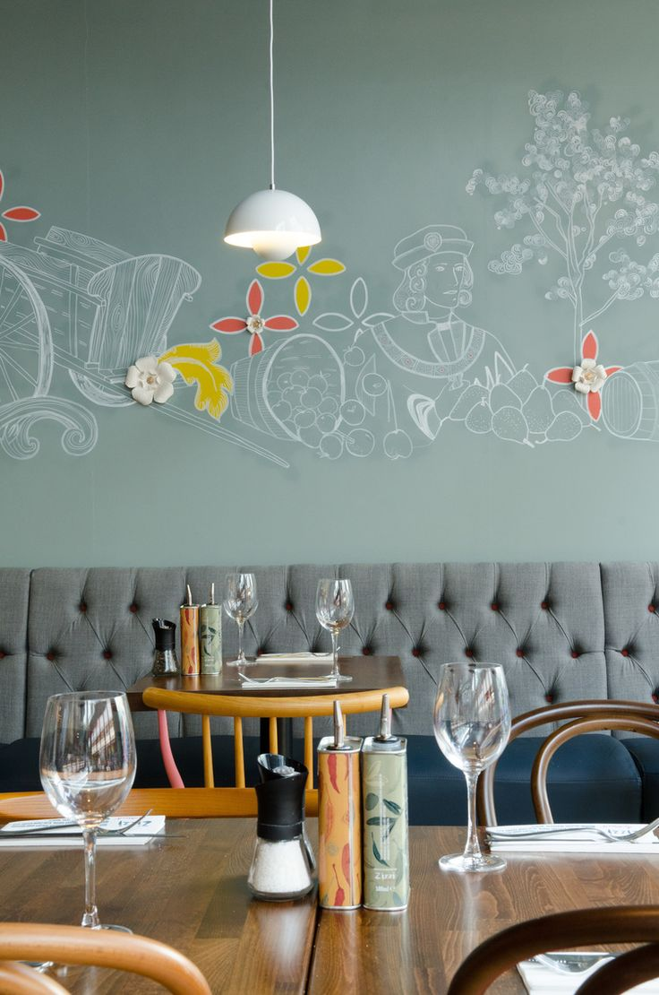 The 18 best Zizzi Westfield White City images on Pinterest   Books ...