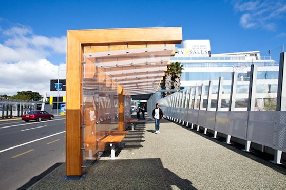 K Road Upgrade - The Opus team worked closely with Auckland Transport and the K'Road business association to create a striking urban space.