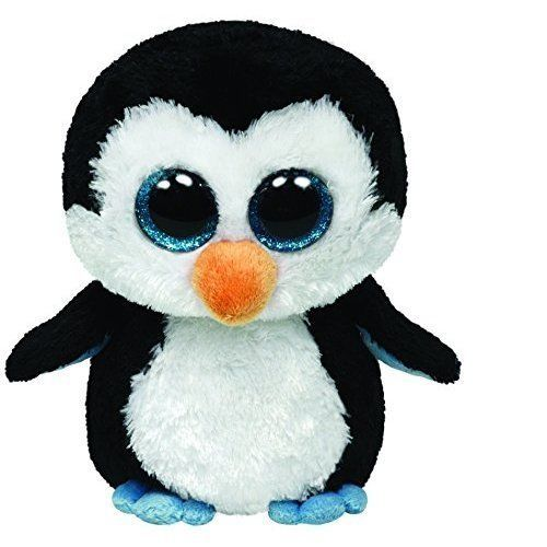 ICYMI: TY Beanie Boos Waddles Penguin Beanbag Stuffed Animals Baby Boy Girl Plush Toys