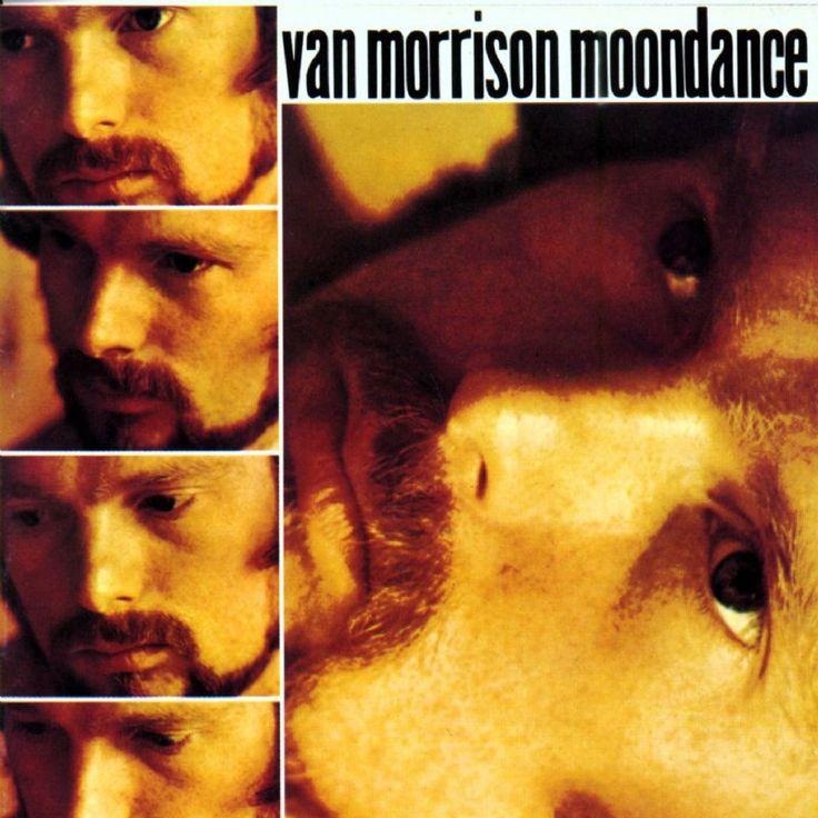 Van Morrison : Moondance LP RE