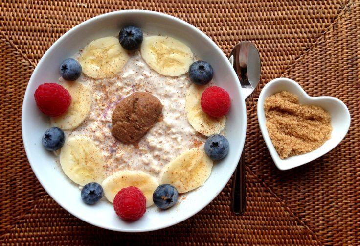 Overnight oats - sunn, rask og enkel frukost!