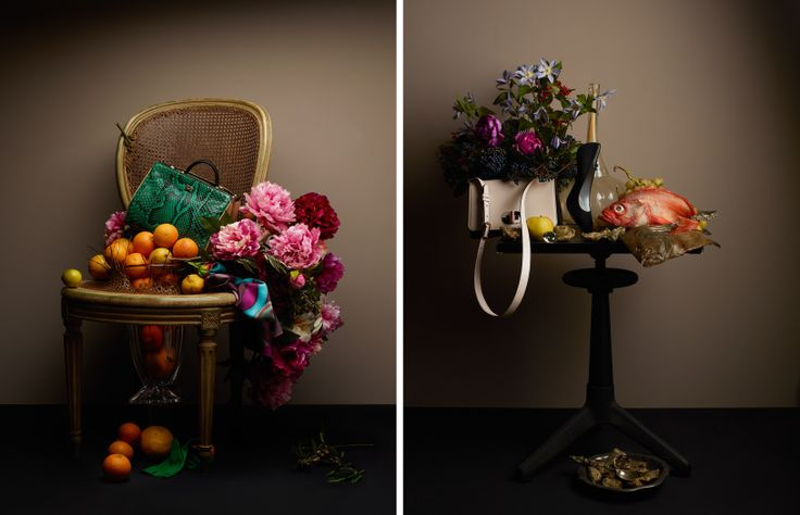 Philippe Lacombe, NYC and Paris.  Still life, soft goods, jewelry, accessories.