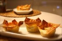 Vegetarian Lasagne-Cupcakes