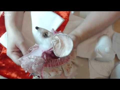 Вебинар.Анастасия Голенева.Шьем игрушки из цикла 12 месяцев. ФЕВРАЛЬ. | Грунтованный текстиль | Постила