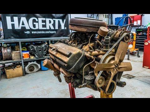 Chrysler Hemi FirePower Engine Rebuild Time Lapse | Redline Rebuild #3 - YouTube
