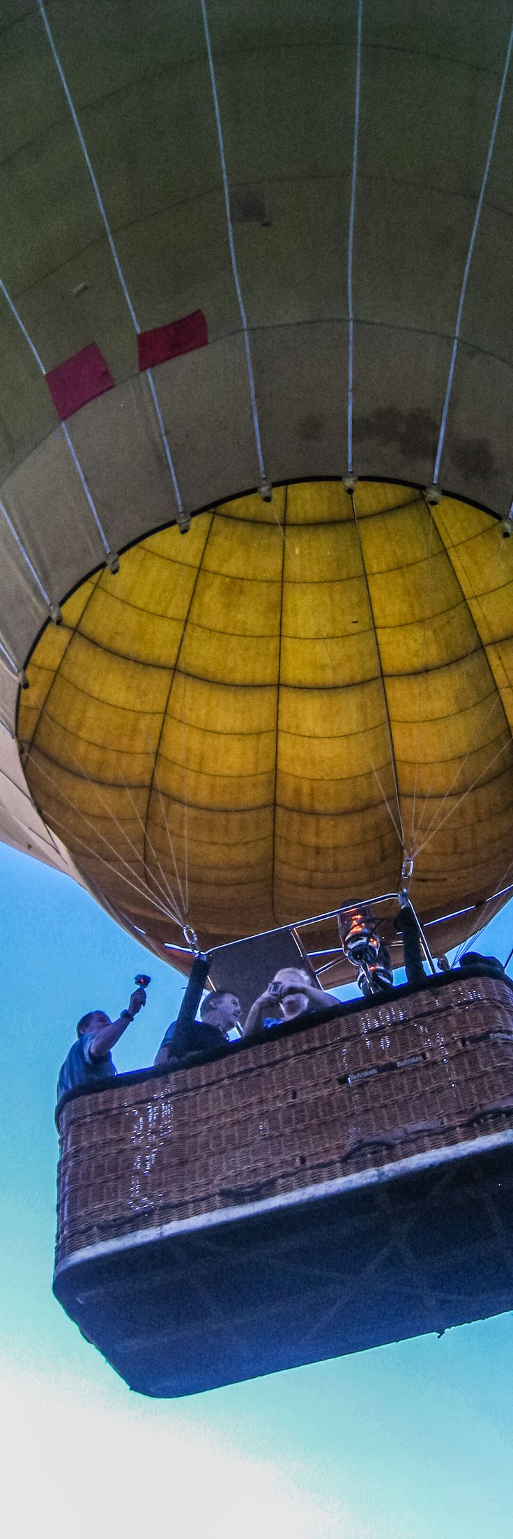 Can't wait to do this with you. ~ETS (Hot Air Ballooning in Vang Vieng, Laos)