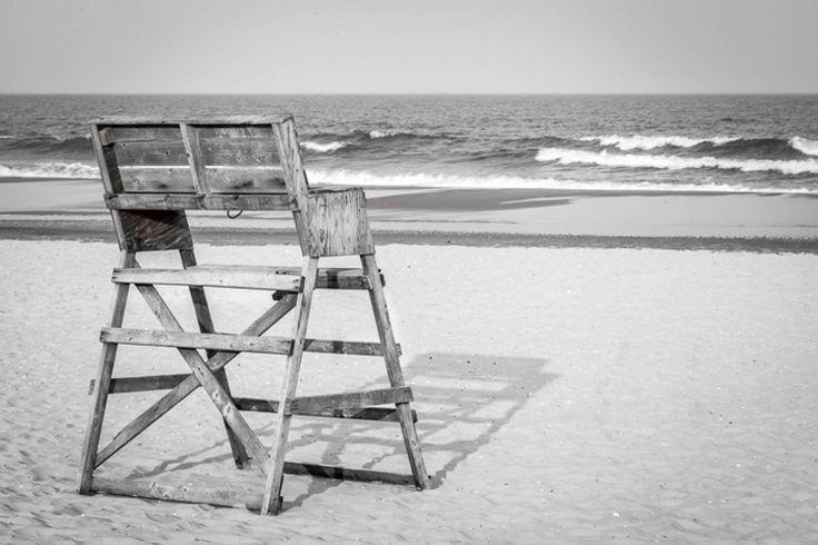 Lifeguard chair, Sun Isle City, NJ