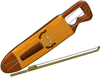 JOUHIKKO The jouhikko is a traditional, 2 or 3 stringed bowed lyre, from Finland and Karelia. Its strings are traditionally of horsehair. The playing of this instrument died out in the early 20th century but has been revived and there are now a number of musicians playing it.