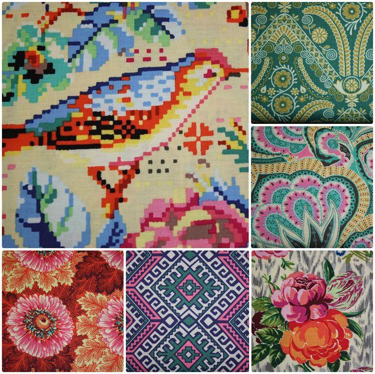 Hapi range of fabrics by Amy Butler