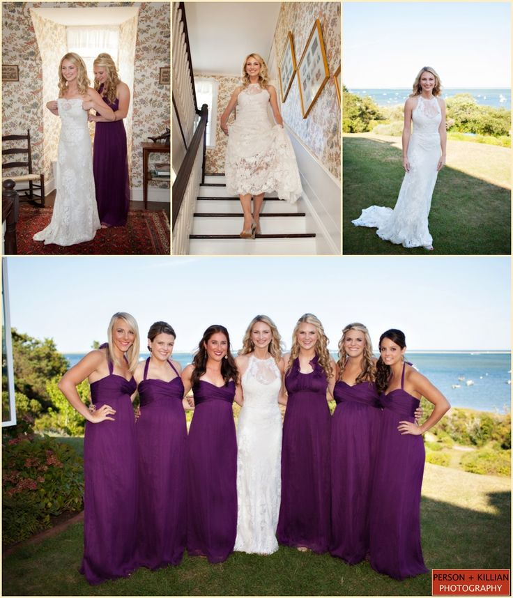 Classic Cape Cod Wedding at the Chatham