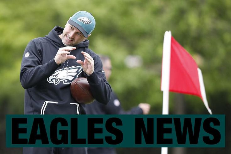 EAGLES NEWS: The Philadelphia Eagles have Promoted Mike Groh to Offensive Coordinator and also Promoting Running backs Coach Duce Staley to Assistant Head Coach  #flyeaglesfly #flyeaglesfly #nfl #nfl #nationalfootballleague #phillyeagles #philadelphia #philly #philadelphiaeagles #phly #birdgang #ganggreen #13-3  #nfceastchamps #playoffs #winitforwentz #superbowl52 #superbowlchamps #NFLbest #underdogs