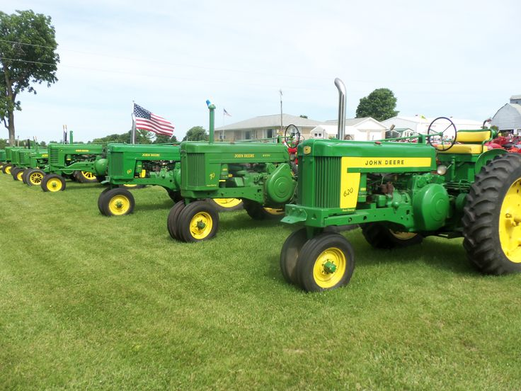 John Deere Line : Best images about antique tractors john deere on