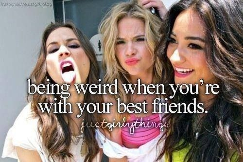 Weirdos :-)