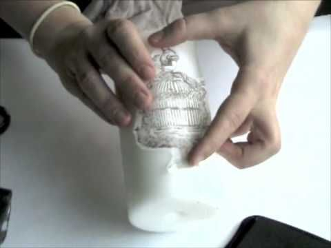Image Transfer onto Candles