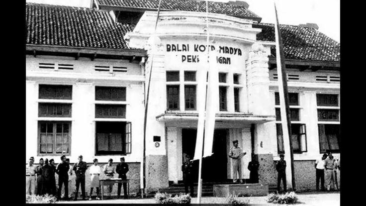 Balai Kota Pekalongan 1954