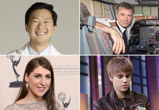 Os 'talentos secretos' e especialistas escondidos em 10 celebridades internacionais