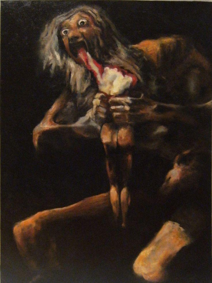 Il terrore nella storia dell'arte