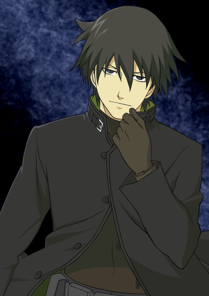 Darker than black character gallery — pic 6