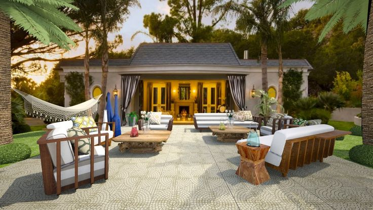 Roomstyler.com - Family Villa
