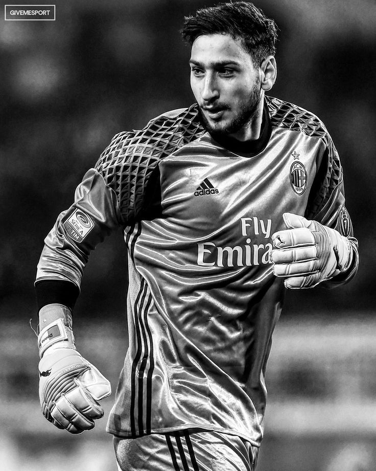Gigi Donnarumma turns 18 this weekend. He already has 55 starts in Serie A for A.C. Milan