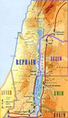 Map of Chedorlaomer's march Chedorlaomer (At the time of Abraham) For twelve years the kings of Canaan - most notably Sodom and Gomorrah - paid taxes to an Elamite king known as Chedorlaomer. They rebelled in the thirteenth year refusing to pay their tributes. In the fourteenth year Chedorloamer raised an army to march on them and enforce their servitude. The march would be about 800 miles one way.