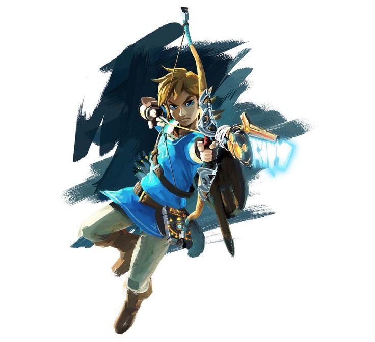 The Legend of Zelda Game 2016 Wallpapers Full HD