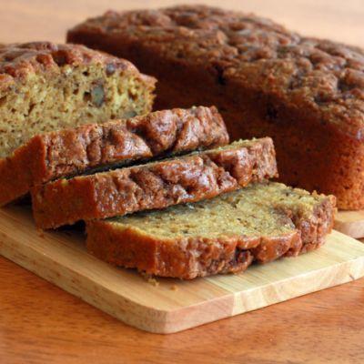 Diabetic-Friendly Pumpkin Bread