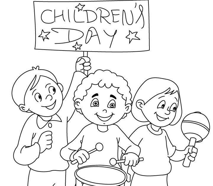 Pin By Bridgette On Dia Del Nino Happy Children S Day Printable Children S Day Color Earth Day Coloring Pages Mothers Day Coloring Pages Easter Coloring Book