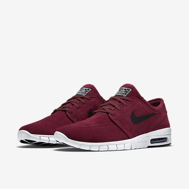 promo code 1bc4f 9d5c0 Nike SB Stefan Janoski Max L Unisex Skateboarding Shoe (Men s Sizing)    Footloose   Nike shoes, Running shoes nike, Sneakers fashion