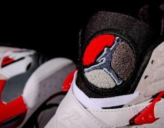 "cccf5ed6e87323 2013 Air Jordan 8 Retro ""Bugs Bunny"" Sneaker (New Images + Release Info)"