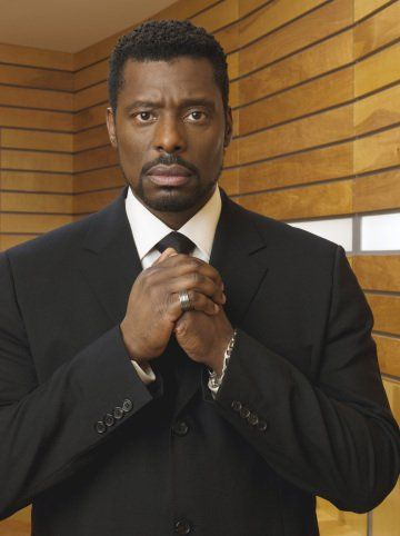 Eamonn Walker aka Chief from Chicago Hope aka freaking SAID from Oz is English... how did i miss this!