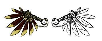 steampunk wings tattoo - Cerca con Google