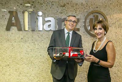 ALLIANZ e Instituto Ayrton Senna anunciam parceria inédita no segmento de seguro de automóveis no Brasil