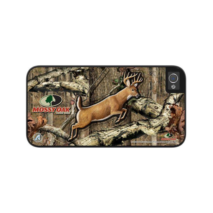 Airstrike® Camo Phone Case Mossy Oak Break Up Deer iPhone 5s Case, Mossy Oak Camo iPhone 5 Case, Mossy Oak iPhone Case Protective Phone Case-50-8008