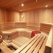 We offer indoor and outdoor saunas for the ultimate luxury experience. For business or personal use, Heritage Vine can build a custom sauna almost anywhere with a tailored design to suit your needs.  Looking for an outdoor or indoor sauna? Check out the brands we use here.