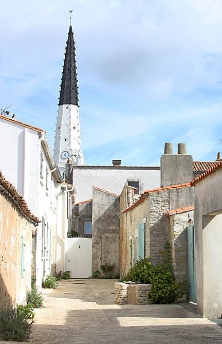 Ars en Re'    Ile de Re, France