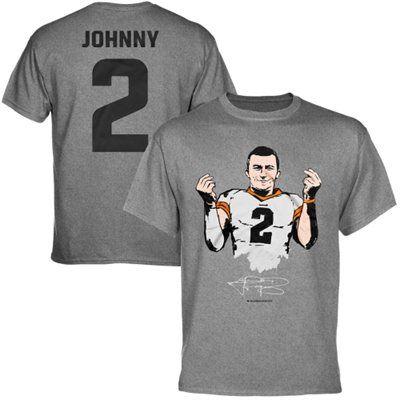 Johnny Manziel Cleveland Browns Money Manziel T-Shirt