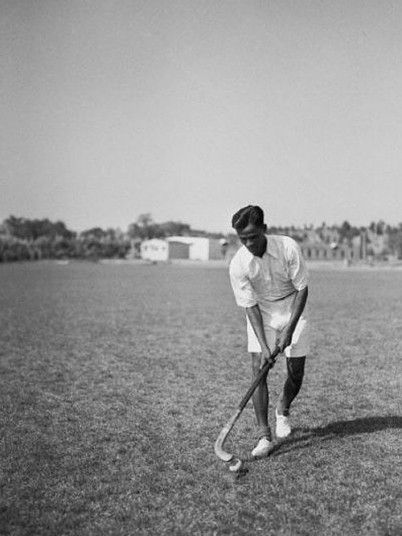 Dhyan Chand - India Almost universally regarded as the greatest of all time. Slightly built, with a crouching style, he possessed an extraordinary grasp over every facet of the game. The 'Wizard' could go through a host of defenders and had an uncanny comprehension of when and where to pass.