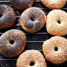 Recept: Bagels