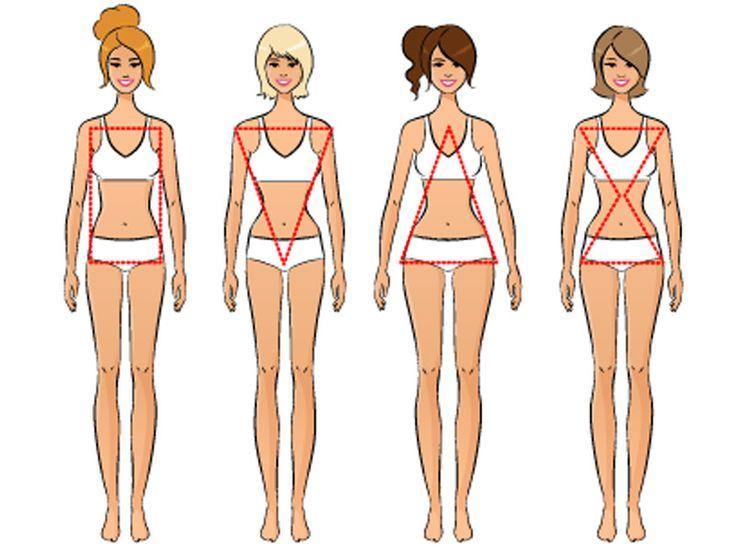 Von der Körperform hängt ab, welche Fitnessübungen sich lohnen.