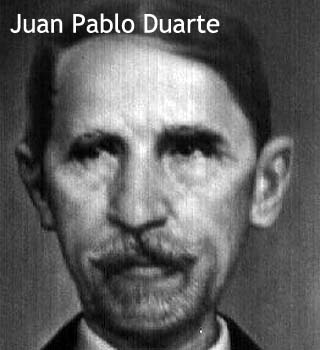 Juan Pablo Duarte Founding Father Of The Dominican Republic.Dominican Republic famous native sons and daughters - famous people from Dominican Republic