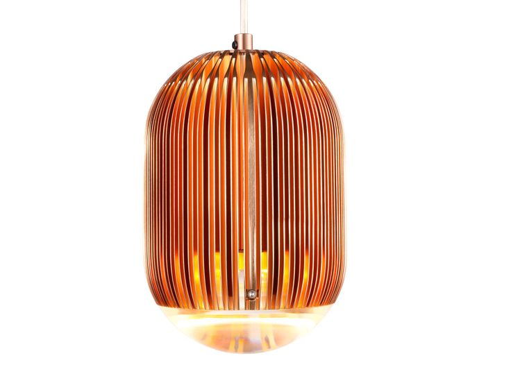 Tom Dixon Fin Pendant Light   Obround