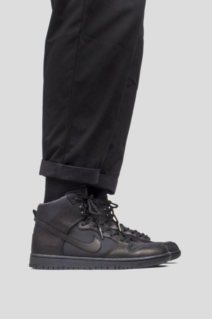 sports shoes 642c9 58118 nike sb blazer mid xt bota shoes black