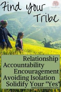 "Find Your Tribe: What is a ""tribe"" and Why Do You Need One? -"