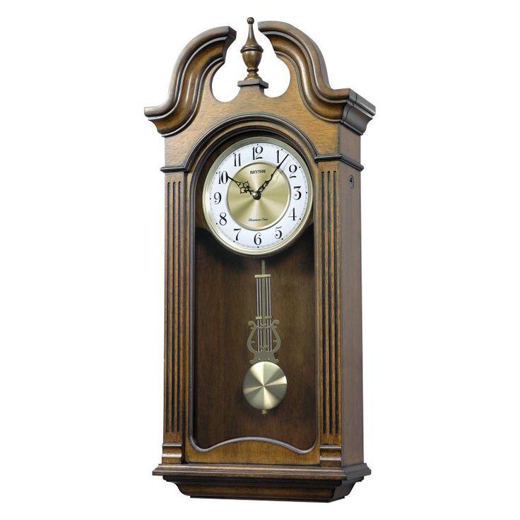Rhythm USA WSM Tiara II Wall Clock   CMJ539UR06