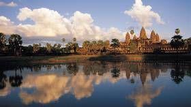 ANGKOR WAT, Kambodsja.
