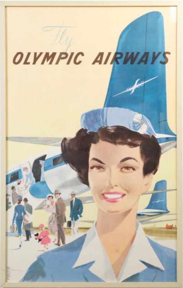 Olympic Airways ...