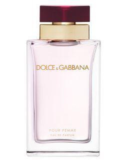 Dolce & Gabbana Pour Femme. Ps favorit