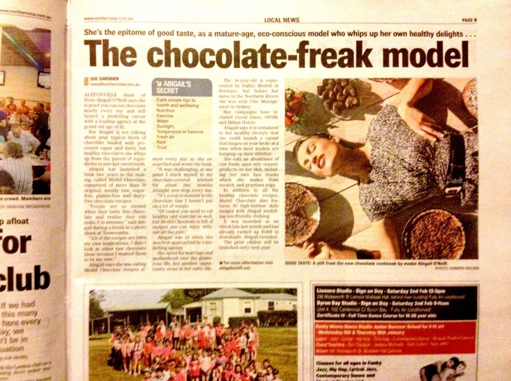 The Chocolate-Freak Model
